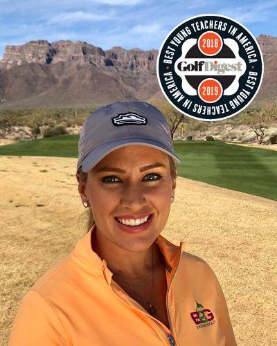 Golf Digest, 2018-2019, Best Young Teachers in America, Mike Malaska, Ashley Malaska, Ashley Moss, Ashley Malaska Moss, Golf Instructor, Best Golf Teacher, Under 40