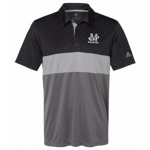 Adidas - Merch Block Sport Shirt - Black-Grey