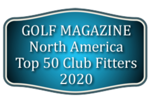 Golf Magazine Top 50 Club Fitters 2020