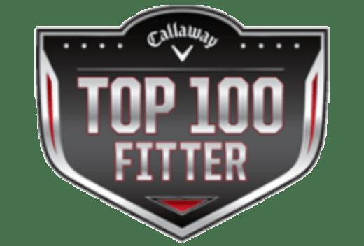 Callaway Top 100 Fitter