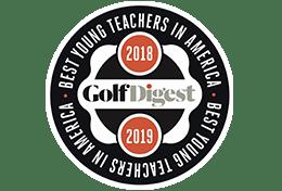 GolfDigest Best Young Teachers